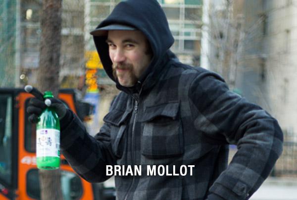 BRIAN MOLLOT